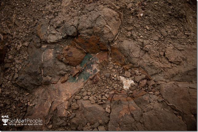 17.Metal deposits