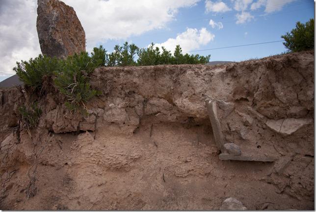 26.Grave under headstone