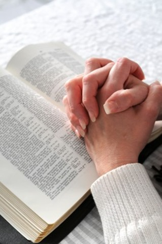 Prayer - Hands on Bible