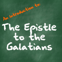 An introduction to the letter Paul wrote to the Galatians
