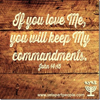 Keep-my-commandments-on-Wood---Square
