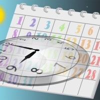 Enoch calendar based on a solar cycle