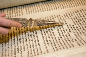The torah cycle or Parashat is the annual reading cycle