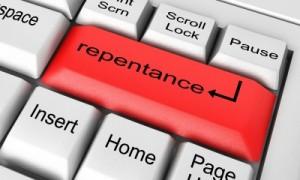 proclaim repantance on Shavuot