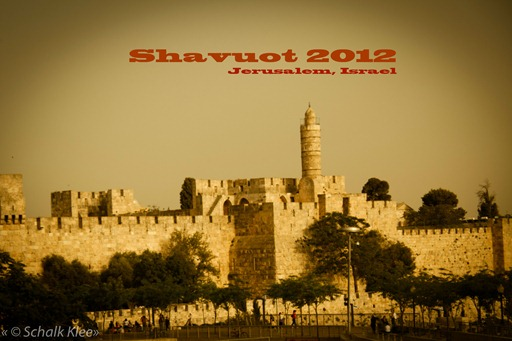 Make a proclamation on Shavuot