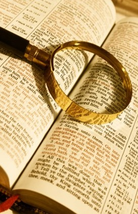 Bible study should investigate all the verses until they are aligned.  No contradictions!