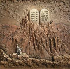 Sinai Covenant represeneted by the ten commandments