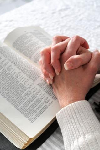 Prayer - Hands on Bible