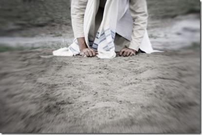 man kneeling_small