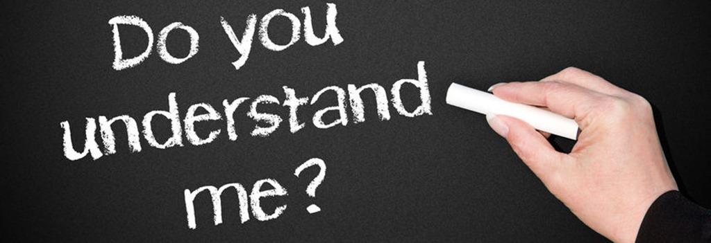 Nicodemus - Do you understand ?