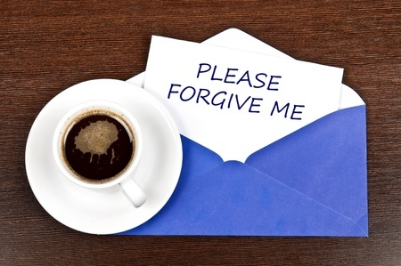 How to properly forgive according to the Bible
