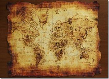 map ancient world